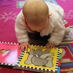 regalar un libro a un bebe de un ao