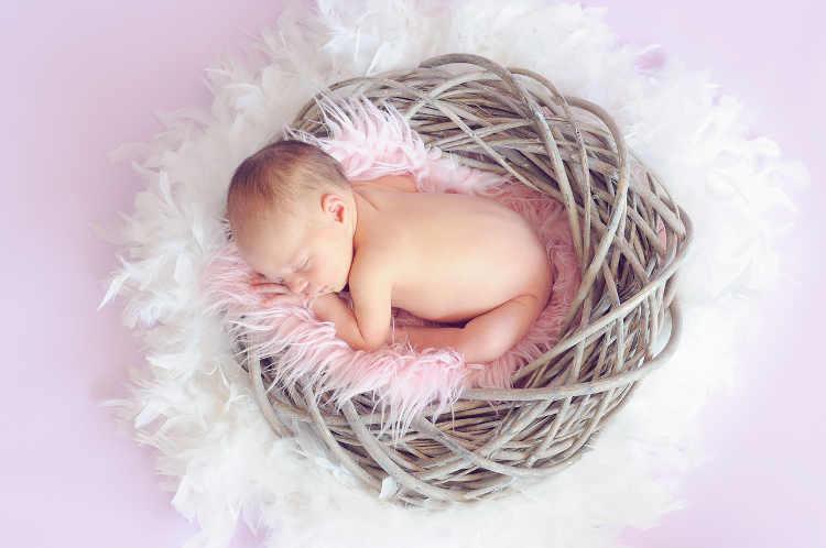 Qué reagalar a un bebe recien nacido
