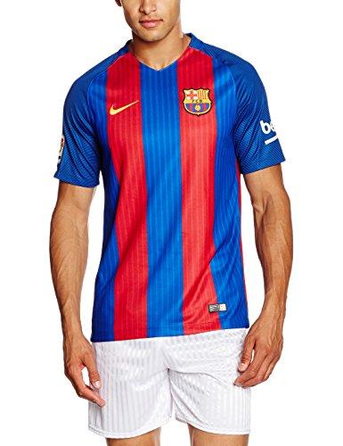 1ª Equipación FC Barcelona 2016/2017 - Camiseta oficial Nike, talla L