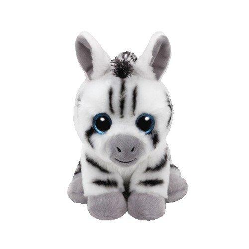 TY - Beanie Babies Stripes, zebra, 15 cm (United Labels Ibérica 41198TY)